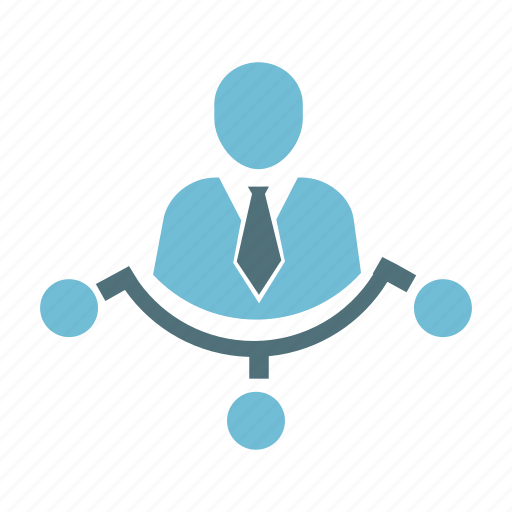 business, connection, link, media, network, social icon