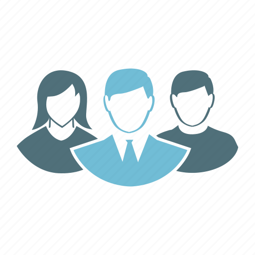 avatar, business, female, human, person, profile, users icon