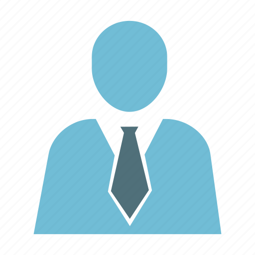 boss, business, employee, manager, office, profile, user icon