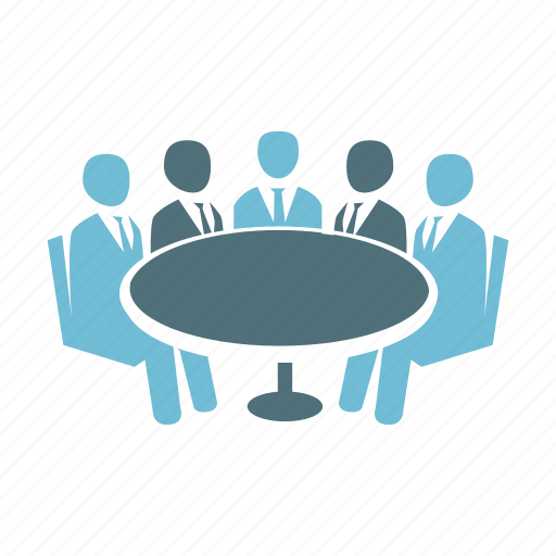 business, communication, conversation, discussion, group, network, social icon