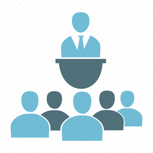 business, group, meeting, office, people, presentation, team icon