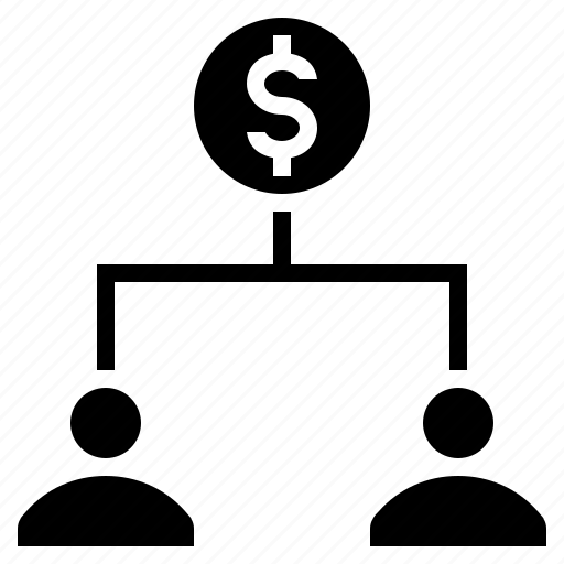 business, business organization, company, dollar, hierarchy, money rules icon