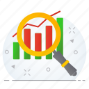 analysis, analytics, business, chart, graph icon