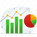 analysis, business, diagram, management, strategy icon