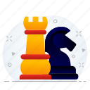 business, management, organisation, strategy icon
