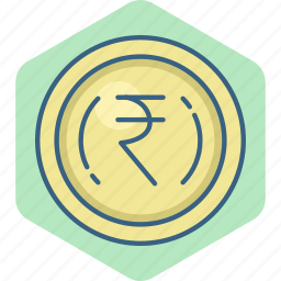 cash, currency, india, indian, money, rupee, sign icon
