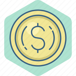 currency, dollar, exchange, finance, money, peso, sign icon