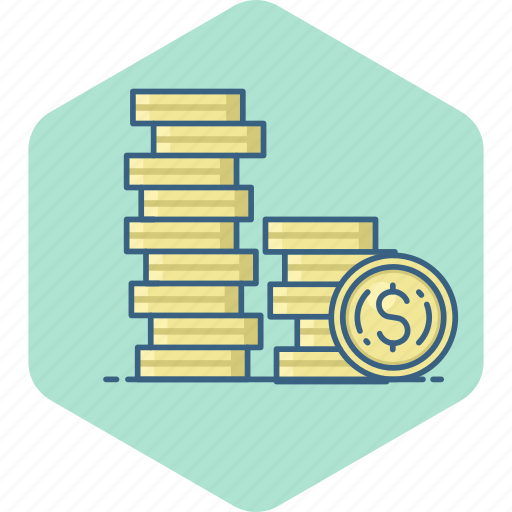 dollar, funds, growth, investment, money, mutual, payment icon