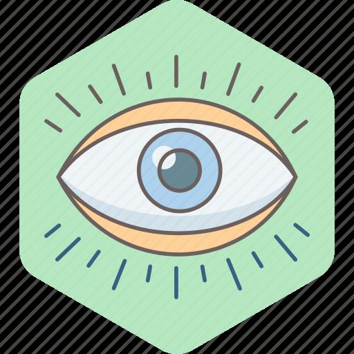 explore, eye, eye checkup, eye test, look, magnifying, view icon