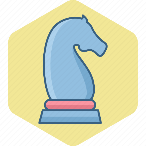 business, chess, game, horse, plan, planning, strategy icon