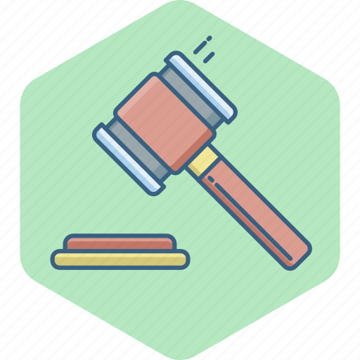 crime, judge, justice, law, lawyer, legal, police icon