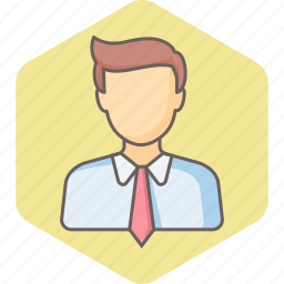 account, business, man, people, person, profile, user icon