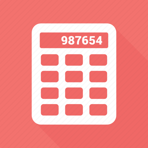 budget, business, calc, calculate, calculator icon