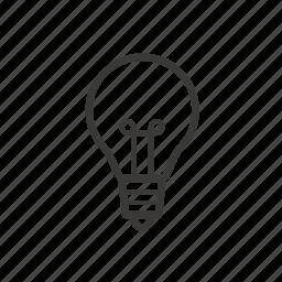 business, company, concept, idea, lightbulb icon