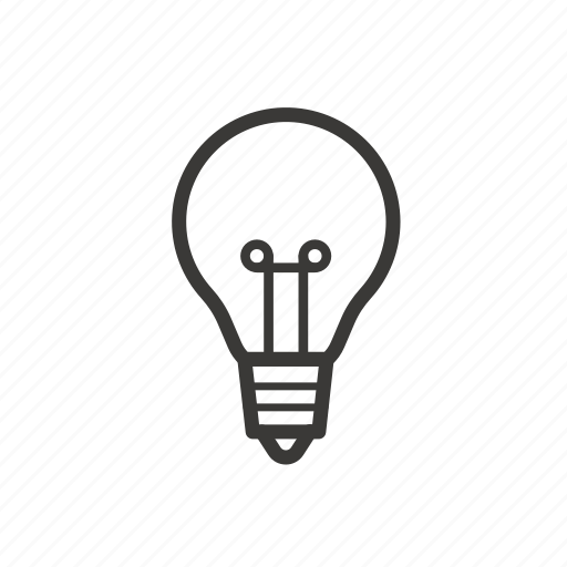 business, company, concept, idea, lightbulb icon