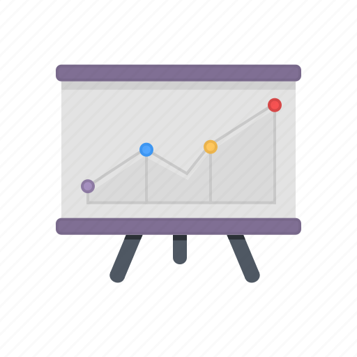 business, chart, currency, earning, finance, graph, report icon