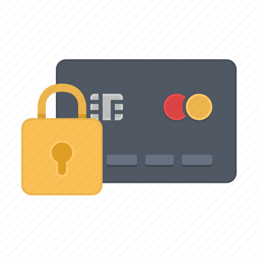 card, credit card, ecommerce, money, protected, safe, secure icon