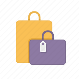 bag, buy, commerce, package, sale, shopping, store icon