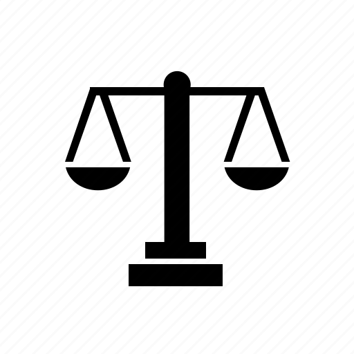 adjustment, alternative, balance, choice, compare, constancy, decision, equal, equality, judge, law, libra, peer, rebalance, stability, trial, valuation icon