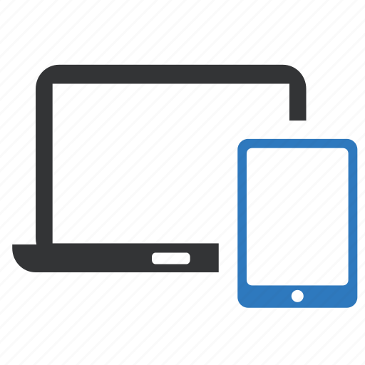 responsive design, responsivity icon
