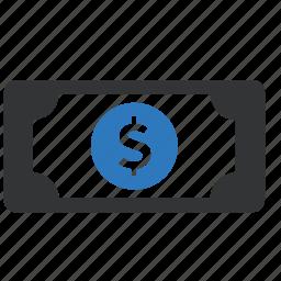 dollar, money icon