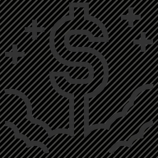 analytics, career, finance, growth, report, statistics icon