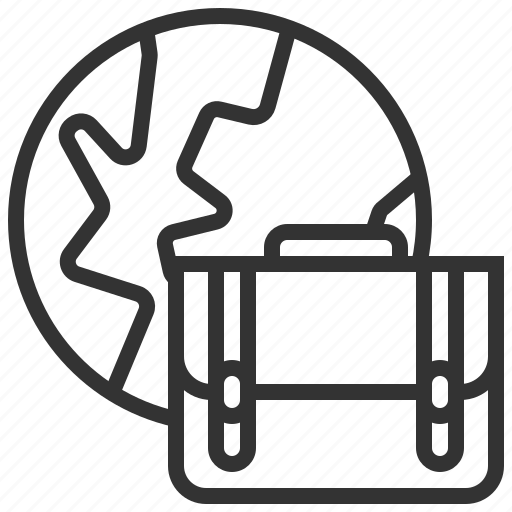 analytics, business, global, marketing, statistics icon