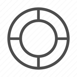 aim, business, circle, graph, office, schedule, target icon