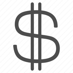 bank, business, coins, dollar, euro, money, office icon