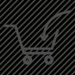 basket, commerce, e-commerce, money, office, shop, shopping icon
