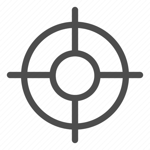 aim, business, dot, graph, money, shoot, target icon