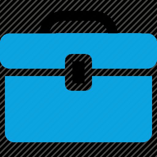 briefcase, business, case, online, web icon