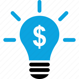 brilliant, bulb, business, idea, light, online, web icon