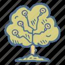 business, finance, goal, idea, tree