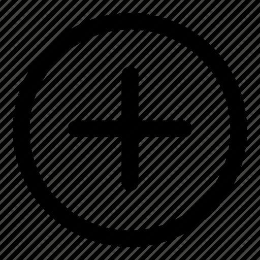 add, append, compose, new, plus icon