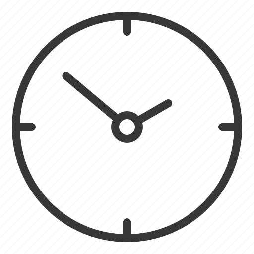 business, clock, time icon