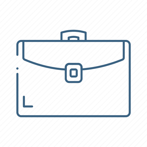 briefcase, document, extension, office icon