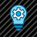 bulb, creative, light