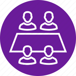business, community, group, marketing, working, working team icon