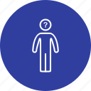 business, decision, decision making, evaluation icon