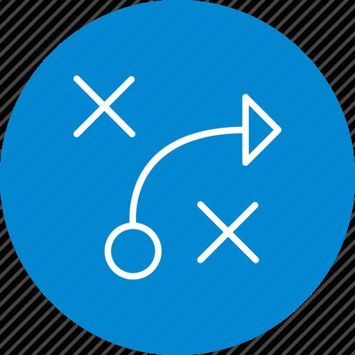 business tactics, marketing, plan, soccer tactics, strategy, tactic board, tactics icon