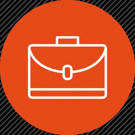 document, file, luggage, paper, portfolio icon