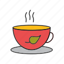 drink, herbal, hot, tea icon