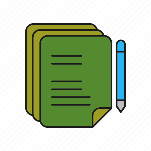 Book, note, reading icon - Download on Iconfinder