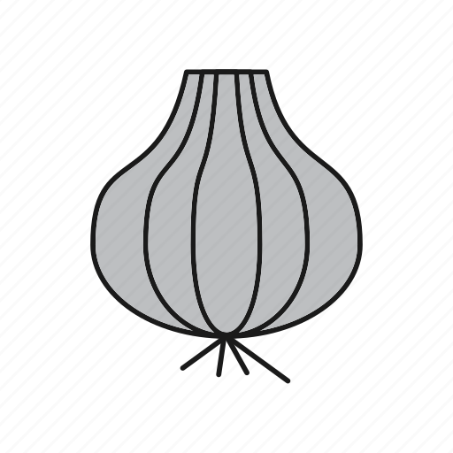 Condiment, food, onion, red, scented, shallot, vegetable icon - Download on Iconfinder