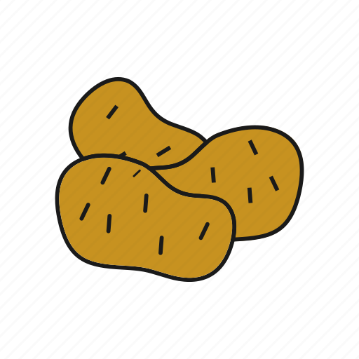 Food, oes, potatoes, vegetable icon - Download on Iconfinder
