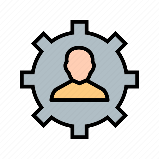 account, business, management, manager, profile, user icon