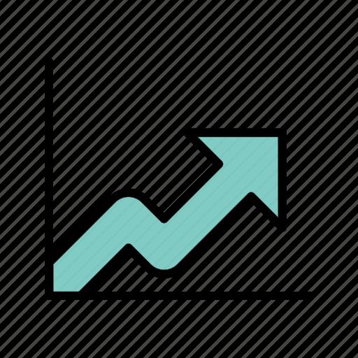 analysis, analytics, growth, statistics icon