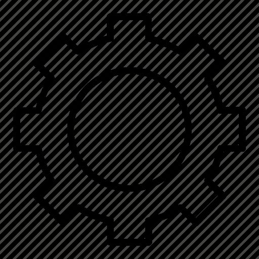cog, cogwheel, gear, settings icon