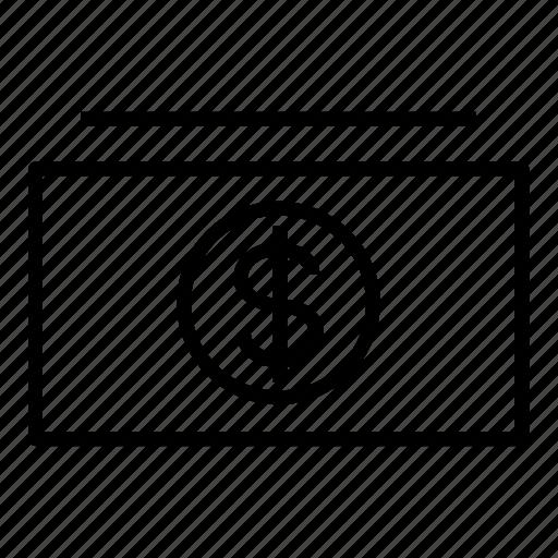 Cash, dollar, finance, money icon - Download on Iconfinder